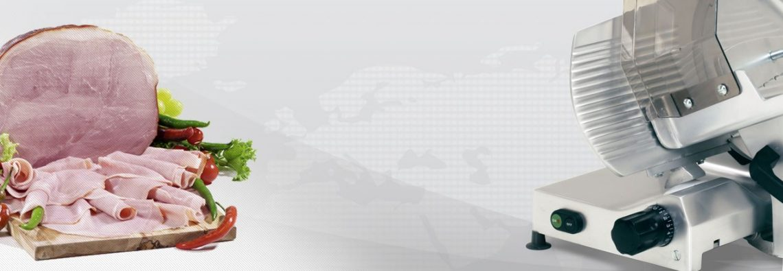 Полуавтоматический слайсер для гастрономии Omega 300 GLT